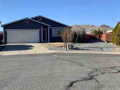 Sun Valley Single Family Home Active/Pending-Loan: 6565 Tanana Ct