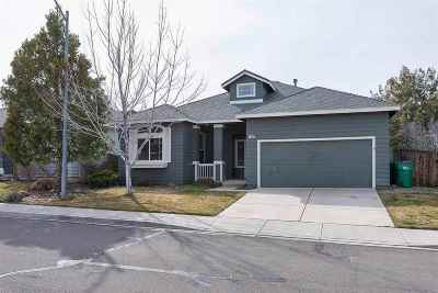 Reno Single Family Home New: 7487 Celeste Drive