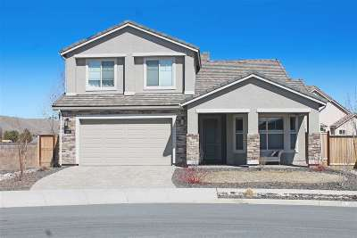 Sparks NV Single Family Home New: $450,000