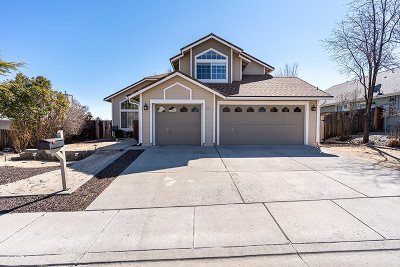 Reno Single Family Home For Sale: 6532 Springwood Drive