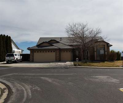 Reno Single Family Home Active/Pending-Call: 986 University Place