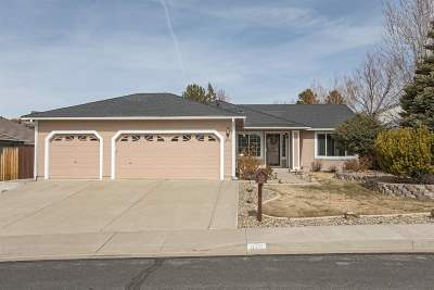Reno Single Family Home New: 879 S University Park Loop