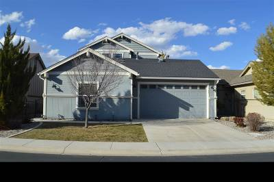 Sparks NV Single Family Home New: $352,900