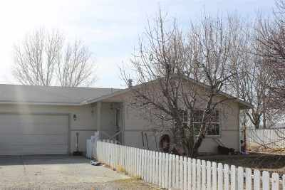 Winnemucca Single Family Home For Sale: 6520 Bonanza Dr.