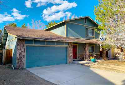 Reno Single Family Home Active/Pending-Call: 1596 Ridgegate Circle