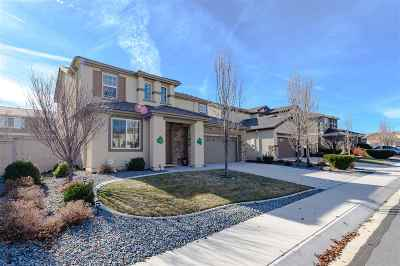 Reno NV Single Family Home New: $499,000