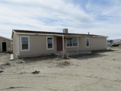 Yerington NV Manufactured Home Sold: $100,000