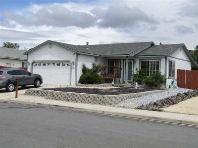 Sun Valley Single Family Home Active/Pending-Loan: 7499 Rembrandt Dr