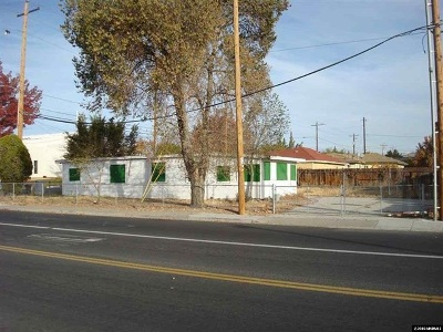 Reno Residential Lots & Land For Sale: 920 Sutro St