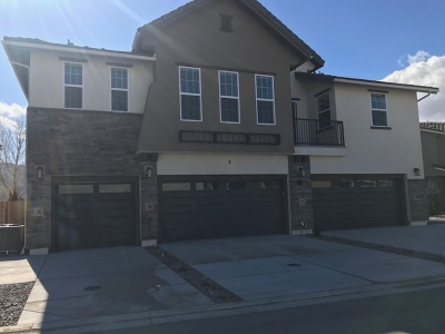 Reno Condo/Townhouse New: 1940 Dark Horse #101-1