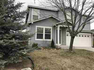 Single Family Home Active/Pending-Loan: 7627 Corso Street