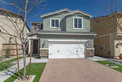 Reno Single Family Home New: 2081 Waterhouse