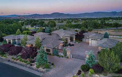 Washoe County Single Family Home For Sale: 11000 Boulder Glen