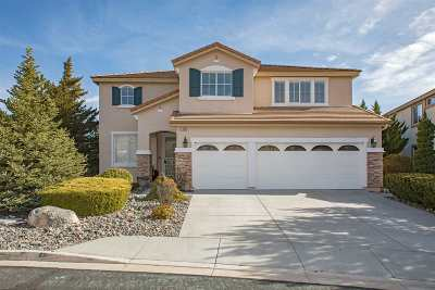 Reno Single Family Home Active/Pending-Loan: 4910 Deer Pass