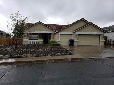 Fernley Single Family Home New: 1608 Picetti