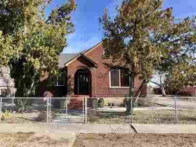 Reno Single Family Home Active/Pending-Loan: 529 Stewart St