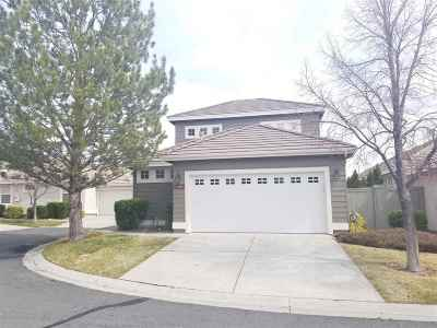 Reno Single Family Home New: 1295 Tule Drive