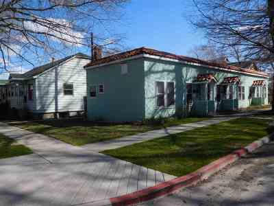 Carson City Multi Family Home New: 507 N Division