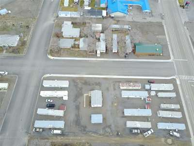 Battle Mountain Commercial For Sale: 54 & 64 E 7th