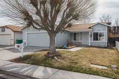 Reno Single Family Home For Sale: 7858 Anchor Point Drive