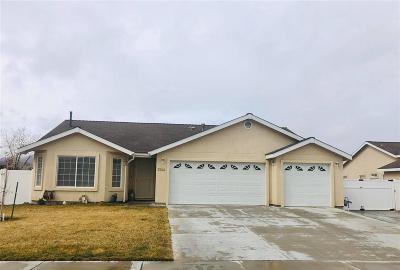 Fernley Single Family Home For Sale: 1344 White Bluffs