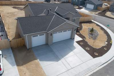 Sparks NV Single Family Home New: $359,000