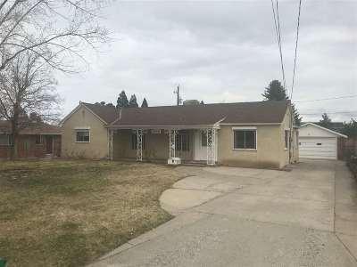Reno Single Family Home New: 2360 Watt Street