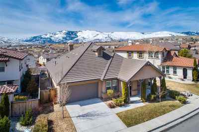 Reno Single Family Home New: 8820 Scott Valley Court