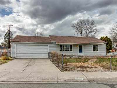 Sparks NV Single Family Home New: $240,000