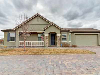 Sparks NV Single Family Home New: $390,000