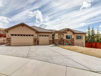 Sparks NV Single Family Home New: $619,900