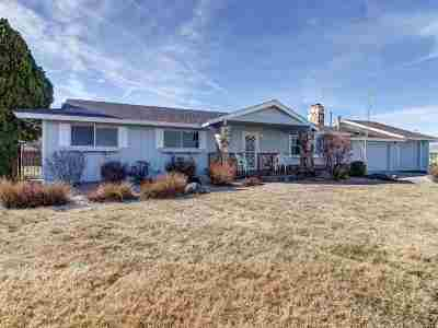Reno, Sparks, Carson City, Gardnerville Single Family Home New: 6970 Pembroke