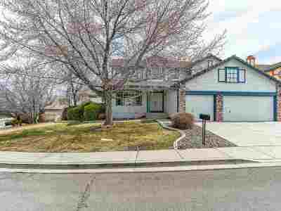 Reno NV Single Family Home For Sale: $475,000