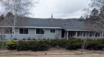 Reno, Sparks, Carson City, Gardnerville Single Family Home New: 670 Appaloosa Circle