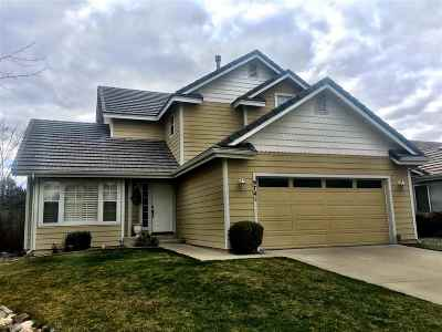 Reno, Sparks, Carson City, Gardnerville Single Family Home New: 9741 S Legacy Ct