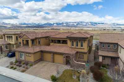 Reno, Sparks, Carson City, Gardnerville Single Family Home New: 10775 Cordero