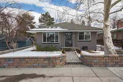 Reno, Sparks, Carson City, Gardnerville Single Family Home New: 820 Hunter Lake Dr