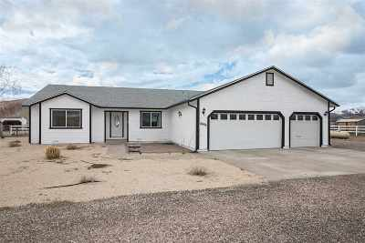 Reno, Sparks, Carson City, Gardnerville Single Family Home New: 10475 Osage Rd