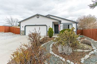 Sun Valley Single Family Home Active/Pending-Loan: 5832 Sepia Ct