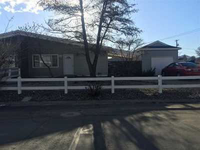 Reno, Sparks, Carson City, Gardnerville Single Family Home New: 12093 Andes St