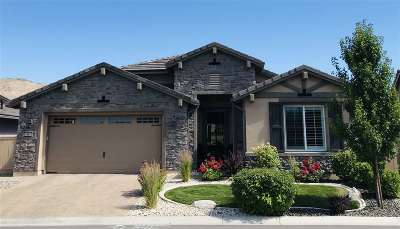 Reno Single Family Home New: 9860 Hafflinger Lane