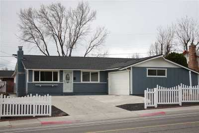 Reno, Sparks, Carson City, Gardnerville Single Family Home New: 2240 W 7th St