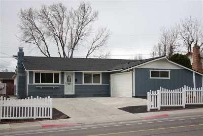 Reno Single Family Home New: 2240 W 7th St