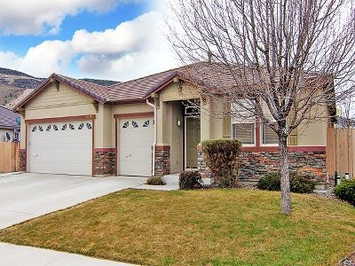 Reno, Sparks, Carson City, Gardnerville Single Family Home New: 10776 Stone Hollow Drive