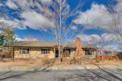 Reno Single Family Home New: 2145 Olympic Circle