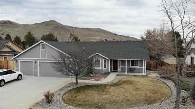 Minden NV Single Family Home Active/Pending-Loan: $439,000