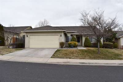 Reno Single Family Home New: 3294 Epic Ave