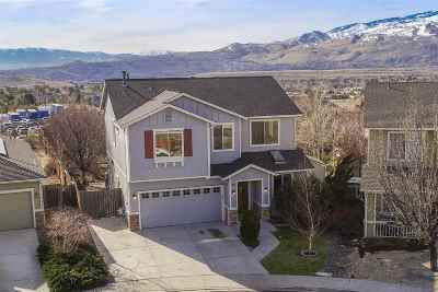 Reno, Sparks, Carson City, Gardnerville Single Family Home New: 6200 Everest