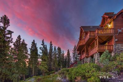 South Lake Tahoe CA Single Family Home For Sale: $3,795,000