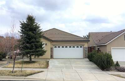 Reno NV Single Family Home For Sale: $349,900